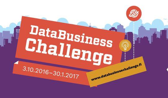 Kehitä digitaalisia palveluita avoimella datalla – kilpailu käynnissä!