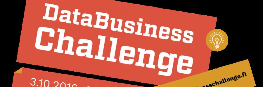 Osallistu DataBusiness Challengeen
