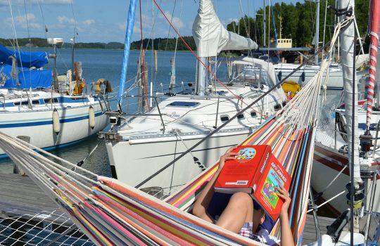 Yöpymisten määrä Varsinais-Suomessa kasvussa