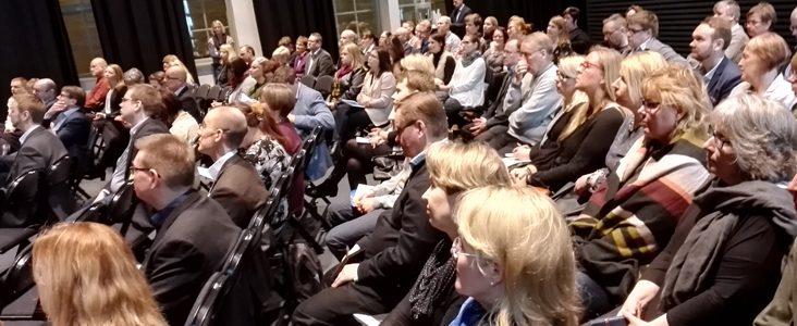 Aluetietofoorumissa yli sata osanottajaa