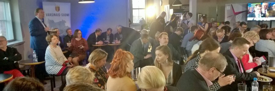 Katsaus Varsinais-Suomen vaalitulokseen