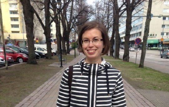 Sara Tamsaari Lounaispaikan koordinaattoriksi