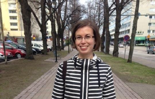 Sara Tamsaari Lounaispaikan verkostokoordinaattoriksi
