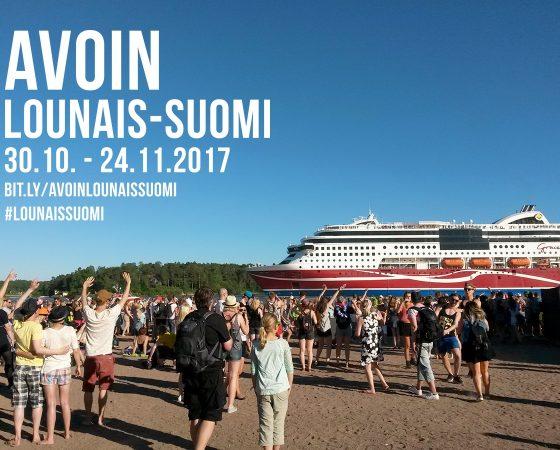 Avoin Lounais-Suomi -innovaatiokilpailu
