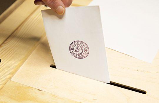 Katsaus eduskuntavaalien tuloksiin Varsinais-Suomessa