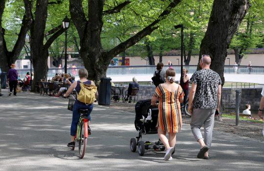 Syntyvyys kasvussa Varsinais-Suomessa